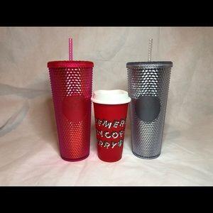 Starbucks 2019 Christmas Cup Bundle